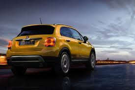 Fiat The Suv With Fiat Design Fiat