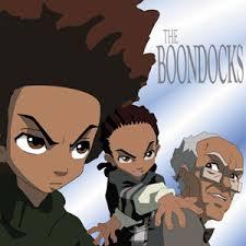 Grandmaster bushido brown by elementj on deviantart. The Boondocks The Boondocks Photo 506046 Fanpop