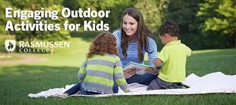 outdoor activities for kids. Outdoor Activities For Kids S