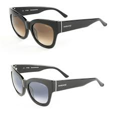 Guess By Marciano Size Chart Guess By Marciano Oversized Cateye Sunglasses Gm716 182 New