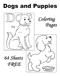Small Picture Coloring Pages Of Puppies And Dogs Maelukecom