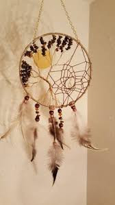 Tree Branch Dream Catcher Gothic Vicrorian Dreamcatcher Magic Of Black And Red Colours Like 44
