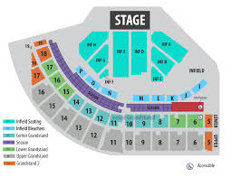 Wa State Fair Concert Seating Chart 69 Rigorous Puyallup Fair Grandstand Seating