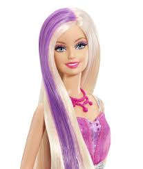 Barbie Hairstyles 7 Amazing Barbie Long Hair With Color Change Beauty Fashion Doll Buy Barbie