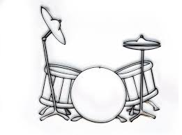 >drum set metal wall sculpture modern wall sculptures by world  drum set metal wall sculpture