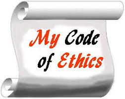 my personal code of ethics conscious incompetence my personal code of ethics