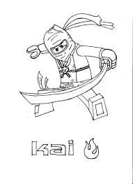 De Meeste Lego Ninjago Kleurplaten Vind Je Hier Kleurplaten Van Kai