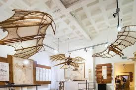 Living in the 15th and 16th centuries, he was considered a renaissance man. Leonardo Da Vinci Museum Das Universalgenie Und Seine Werke 2021 Rom Tiefpreisgarantie