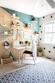 this amazing diy giant plywood pegboard wall is so easy to make and