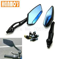 cnc mirror motorcycle mirrors side bike rearview mirrors rear
