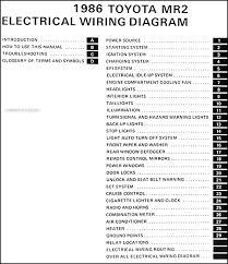 1986 toyota mr2 wiring diagram manual original 1991 mr2 wiring diagram at 1993 Toyota Mr2 Wiring Diagram