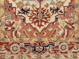 phoenix hand hooked wool area rugs frontgate living room