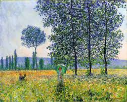 sunny day home office. Image Is Loading 5434-Monet-woman-alone-in-field-on-a- Sunny Day Home Office A