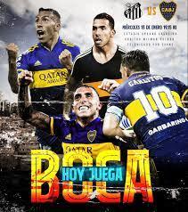 Últimas noticias del 30 de mayo, minuto a minuto. Hoy Juega Boca Ante Santos Aqui En Brasil Tato Aguilera Periodista Deportivo Boca Juniors