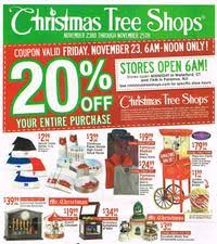 Christmas Tree Shops Black Friday 2013 Ad  Find The Best The Christmas Tree Store Flyer