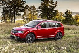 Mountain Wheels: Dodge Journey stays SUV in a crossover world ...