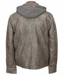mens roundtree yorke faux leather jacket with hood usjacket785on welcome to style brand jackets factory usa macaracuayplaza com with free