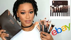 15 brushes from ebay you