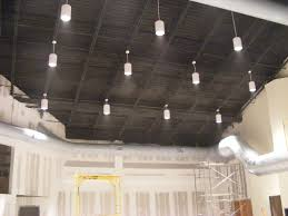 exposed ceiling lighting. Exposed Duct Work Ceiling Lighting G
