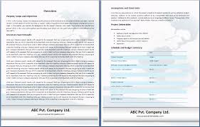 Microsoft Proposal Templates Magnificent 48 Elegant Collection Professional Proposal Templates Microsoft Word