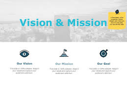 Vision And Mission Ppt Powerpoint Presentation Outline