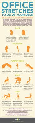 neck and back pain from sitting at your desk all day check out these stretches