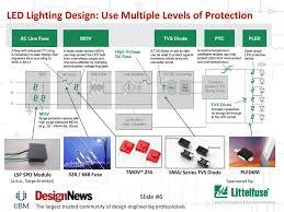 Transient Protection Design Keeping The Lights On Safeguard Led Lighting Ppt Download