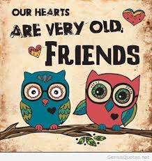 40 Old Friends Quotes 40 QuotePrism Magnificent Old School Friends