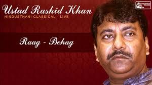 Khan Khayal Live Rashid Behag Classical Hindusthani Raga Ustad OqwaAW