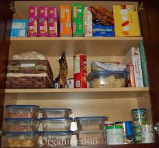 Kitchen Pantry Cabinets | Tips for organizing kitchen cabinets that hold  breakfast foods, drink cups
