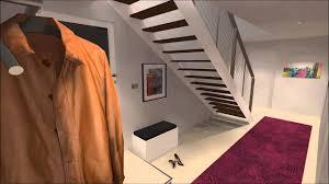 Traum kinderzimmer mit etagenbett + kleiderschrank + stauraum treppe / 35 dekore. Stauraum Unter Einer Treppe Sinnvoll Nutzen Variante2 Youtube