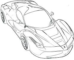 Ferrari Coloring Pages 597 Coloring Pages Colouring Logo Formidable