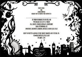 Custom Illustrated Wedding Invite Illustration News Events