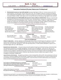 Hr Specialist Resume Human Resources Sample 22a Best Basic Samples