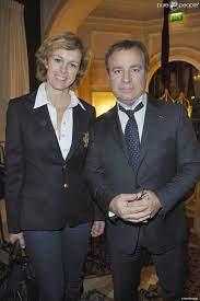 Fabien Lecoeuvre et Anne Richard à Paris, le 29 novembre 2011. - Purepeople