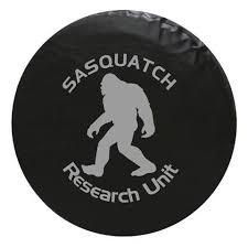 Tire Cover Size Chart Sasquatch Bigfoot Vinyl Spare Tire Cover Jeep Stuff