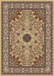 6 foot round beige persian rugs 653 isfahan area rug oriental carpet