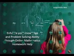 mathematics assignment help or math homework help online  mathematics assignment help or math homework help online assignmentsweb com