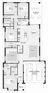 narrow lot house plans with front garage unique 3 bedroom duplex floor homes home designs single y