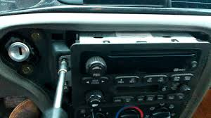 how to remove radio 2002 chevrolet malibu youtube 2003 Chevy Malibu Radio Wiring Harness 2003 Chevy Malibu Radio Wiring Harness #56 2003 chevrolet malibu car radio wiring diagram