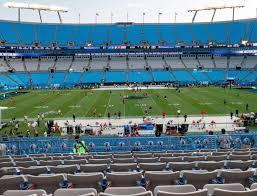Carolina Panthers Tickets Seating Chart Bank Of America Stadium Section 316 Seat Views Seatgeek