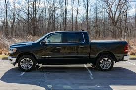 2012 Dodge Ram 2500 Tire Light Load Inflation Button 2019 Ram 1500 Laramie Longhorn Review Truck Perfected