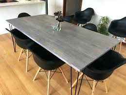 gray wood dining table. Gray Round Dining Table Large Size Of Yellow Room Grey Lounge Chair . Wood T