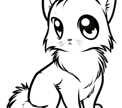 Cute Cat Pictures To Draw Trustbanksurinamecom