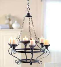 candle chandelier for gazebo non electric covers diy