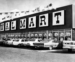 1st Walmart Sherwood Ar Usa Arkansas 4 Vintage Photos