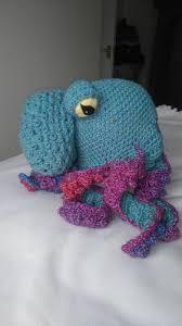 Crochet Octopus Hat Pattern Mesmerizing Ravelry Octopus Hat Pattern By Abnormal Crocheter