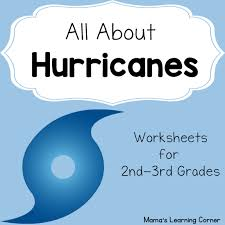 Venn Diagram Comparing Tornadoes And Hurricanes Hurricane Worksheets Mamas Learning Corner