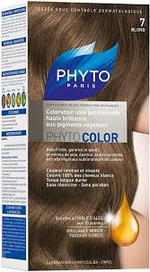 phyto 7 blonde hair color cream 181 gm souq egypt