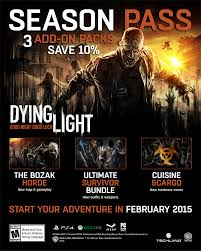 Dying Light Esrb Rating Dying Light Season Pass Playstation 4 Digital